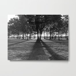The Dark of Dawn Metal Print
