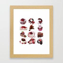 Take a sweet Framed Art Print