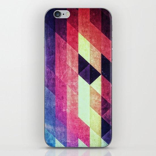 dystryssd bryyyts iPhone & iPod Skin