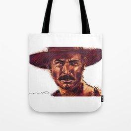 The Bad - Lee Van Cleef Tote Bag