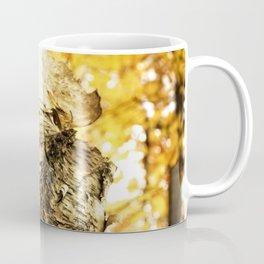 The Beautiful Birch Coffee Mug