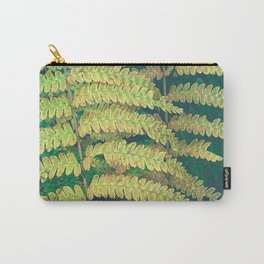Woodland Fern Carry-All Pouch