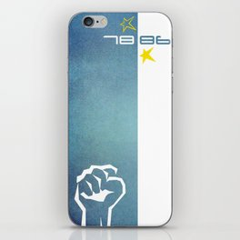 Argentina World Cup iPhone Skin