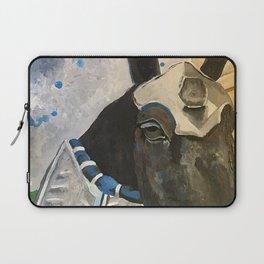 Abe; The Jousting Horse Laptop Sleeve
