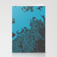 rio Stationery Cards featuring Rio by Map Map Maps