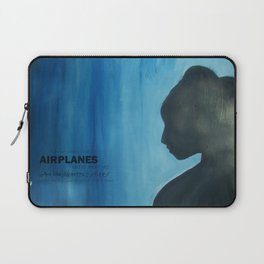 Airplanes Laptop Sleeve