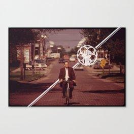 Ride! Canvas Print