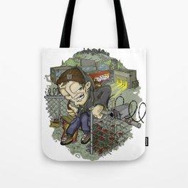 Adrenaline Rush (Elements Of Graffity series) Tote Bag