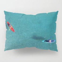 Floating Pillow Sham