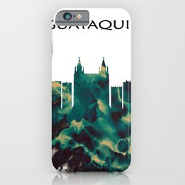 Guayaquil Skyline iPhone Case