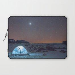 Starry Sky & Camp Vibes Laptop Sleeve