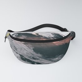 Mount Rainier VII Fanny Pack