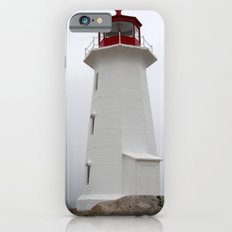 Peggy's Cove Lighthouse iPhone 6s Slim Case