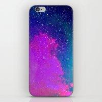twilight iPhone & iPod Skins featuring Twilight by Angela Pesic