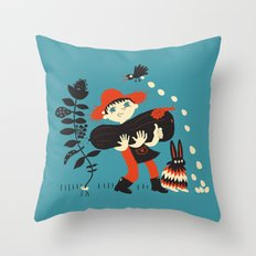 No Problemo  Throw Pillow