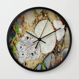 Hippo Camp Wall Clock