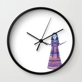 Queen Mira Wall Clock