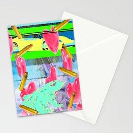 vacation vendetta Stationery Cards