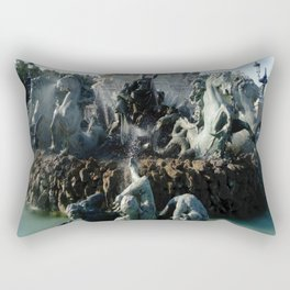 Monument aux girondins 3 Rectangular Pillow
