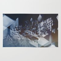 san francisco Area & Throw Rugs featuring San Francisco by Subcon