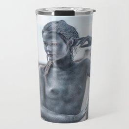 Bodypainting Travel Mug