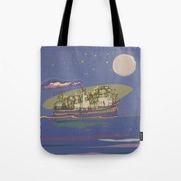 Ocean Cruiser Tote Bag