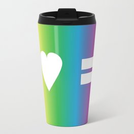 I heart Equality Travel Mug