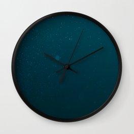 Underwater 2.0 I. Wall Clock