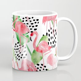 Flamingo Paradise Coffee Mug