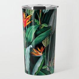 Midnight Garden V Travel Mug