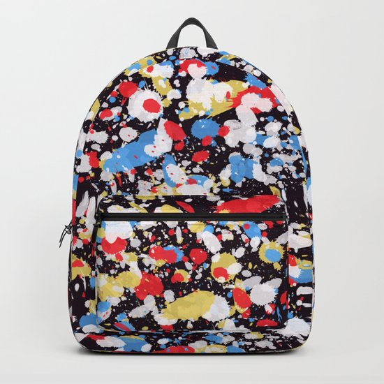 Abstract 35 Backpack
