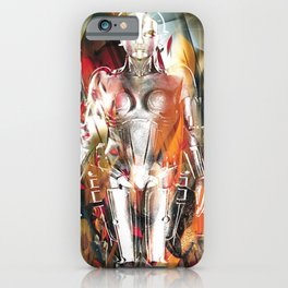 Ghost of a Robot iPhone Case