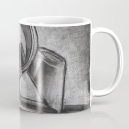 Empty Drink Coffee Mug