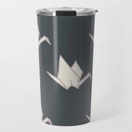 Sarah's Origami Cranes Travel Mug