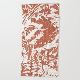 Nature#2 Beach Towel
