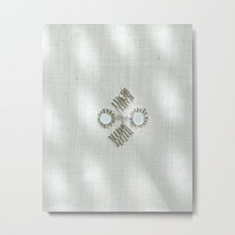 Simplicity 4 Metal Print
