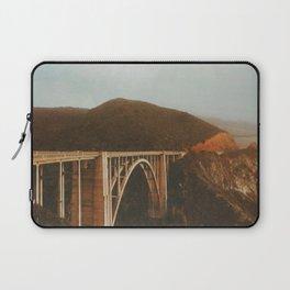 Bixby Bridge, Big Sur, CA  Laptop Sleeve