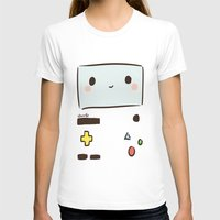 bmo T-shirts featuring BMO by I3uu