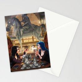 Poison Kitchen Stationery Cards