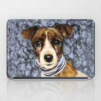 rocky iPad Cases featuring Rocky by dogface photography