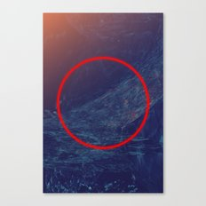 Keeper Of Secrets | Abstract Art Canvas Print