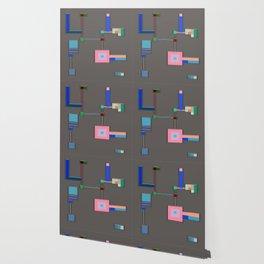 Anachronism Mechanism Wallpaper