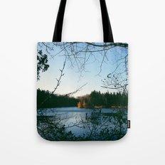 Kingswood Lake Tote Bag