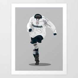 Bolton Wanderers 1995-97 Art Print