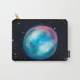 Planetary Nebula (Ghost) Carry-All Pouch