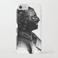 bdsm iPhone & iPod Cases featuring BDSM XXXVI by DIVIDUS