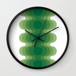 Mas Echoes Wall Clock