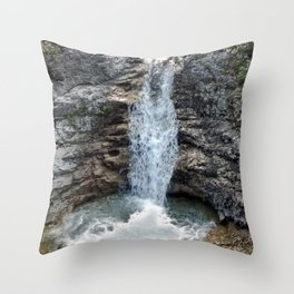 Buller Waterfall Throw Pillow