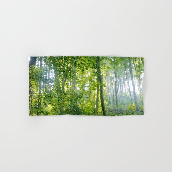 MM - Sunny forest Hand & Bath Towel