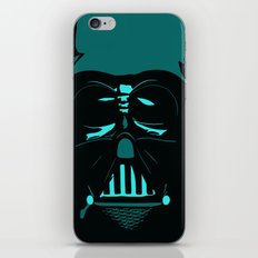Tron Darth Vader Outline iPhone & iPod Skin